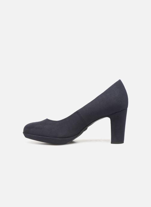 Zapatos de tacón Tamaris Juliane Azul vista de frente