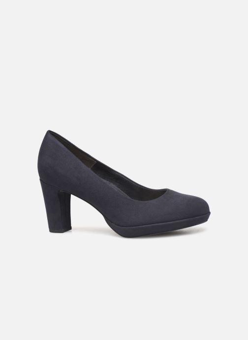 Zapatos de tacón Tamaris Juliane Azul vistra trasera