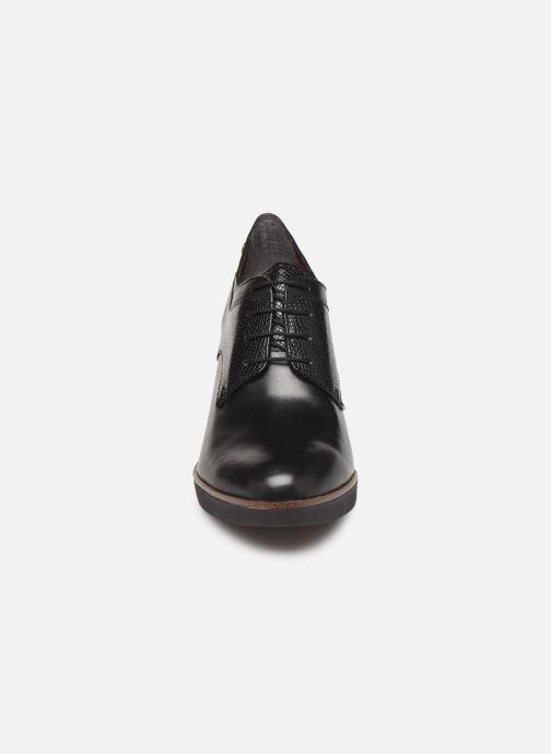 Chaussures à lacets Tamaris NAMU NEW Noir vue portées chaussures