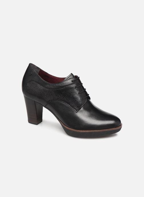 Lace-up shoes Tamaris NAMU NEW Black detailed view/ Pair view