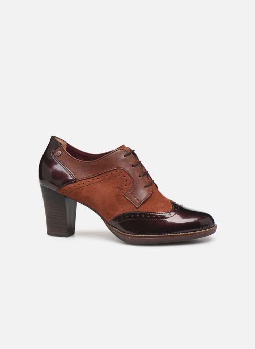 Chaussures à lacets Tamaris NAMU NEW Marron vue derrière