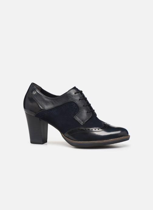 Zapatos con cordones Tamaris NAMU NEW Azul vistra trasera