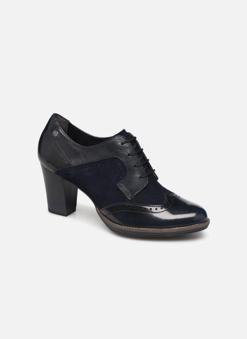 Zapatos con cordones Tamaris NAMU NEW Azul vista de detalle / par