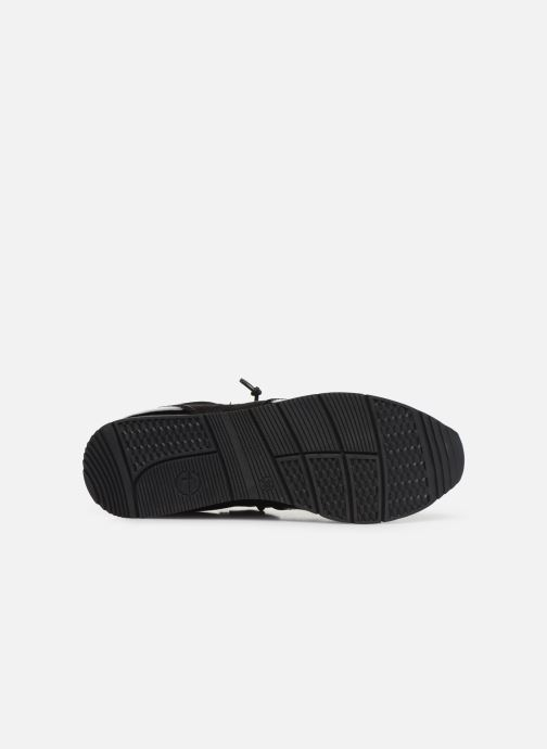 Baskets Tamaris NINI NEW Noir vue haut