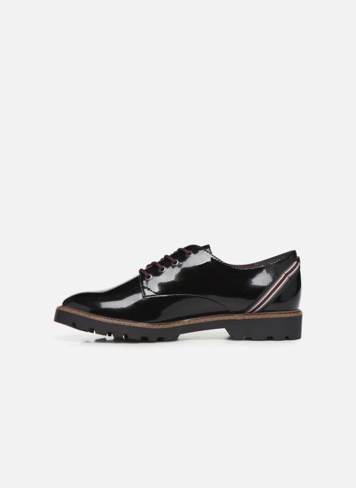 Lace-up shoes Tamaris ALBANE Black front view