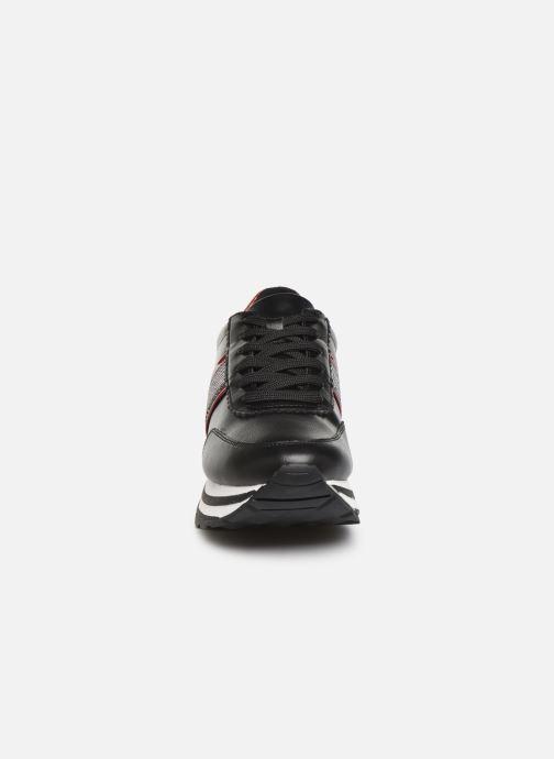 Baskets Tamaris JSUTIN Noir vue portées chaussures