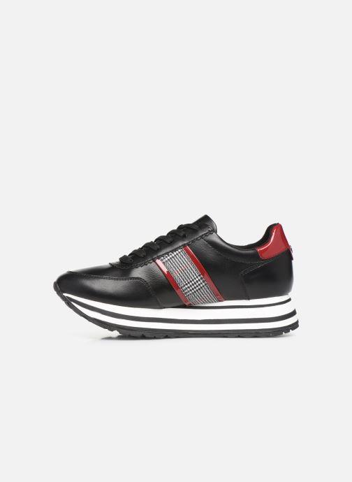 Sneakers Tamaris JSUTIN Zwart voorkant