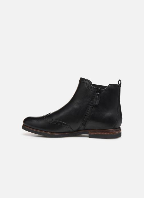 Bottines et boots Tamaris Luis Noir vue face