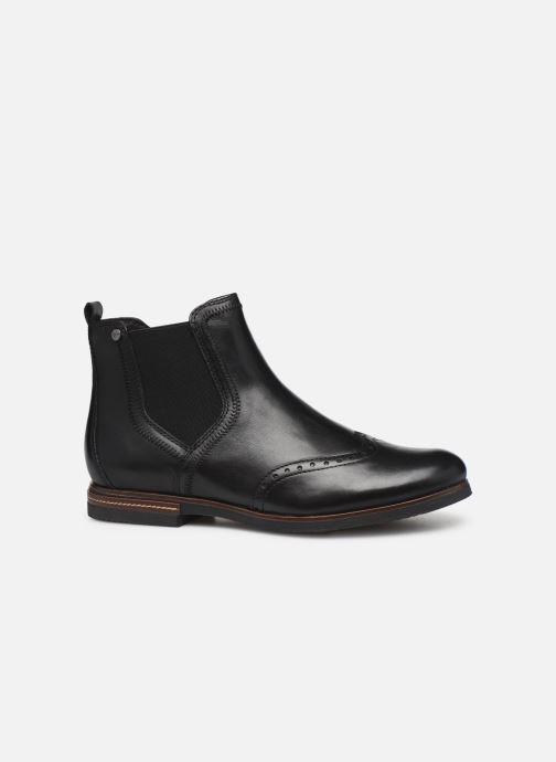 Bottines et boots Tamaris Luis Noir vue derrière