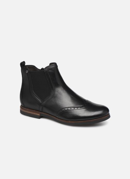 Bottines et boots Tamaris Luis Noir vue détail/paire