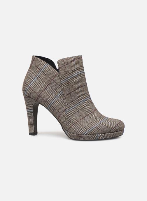 Boots en enkellaarsjes Tamaris Zilma Grijs achterkant
