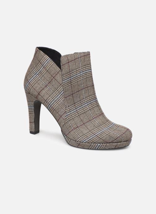 Ankelstøvler Tamaris Zilma Grå detaljeret billede af skoene