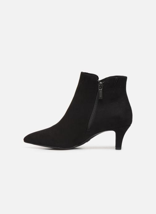 Boots en enkellaarsjes Tamaris Olympe Zwart voorkant