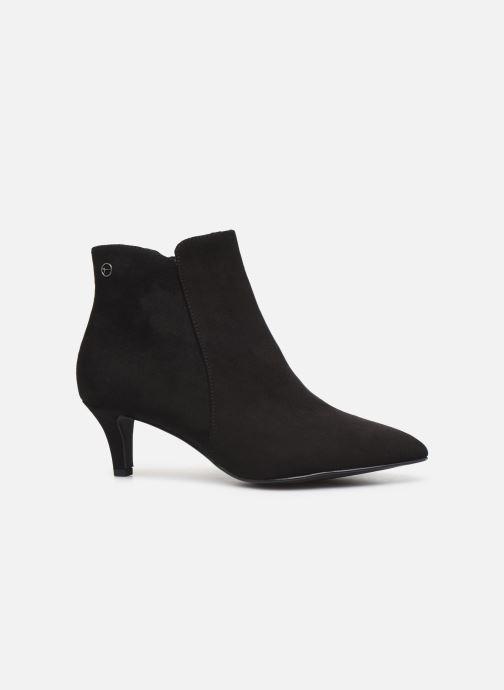 Boots en enkellaarsjes Tamaris Olympe Zwart achterkant