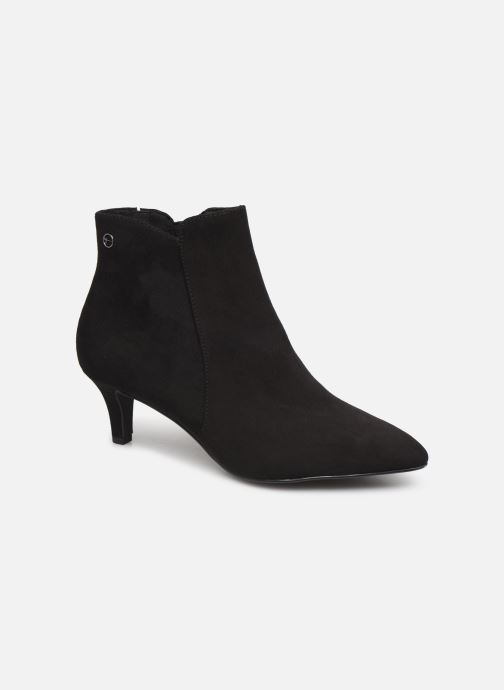 Ankle boots Tamaris Olympe Black detailed view/ Pair view
