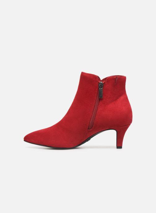 Bottines et boots Tamaris Olympe Rouge vue face