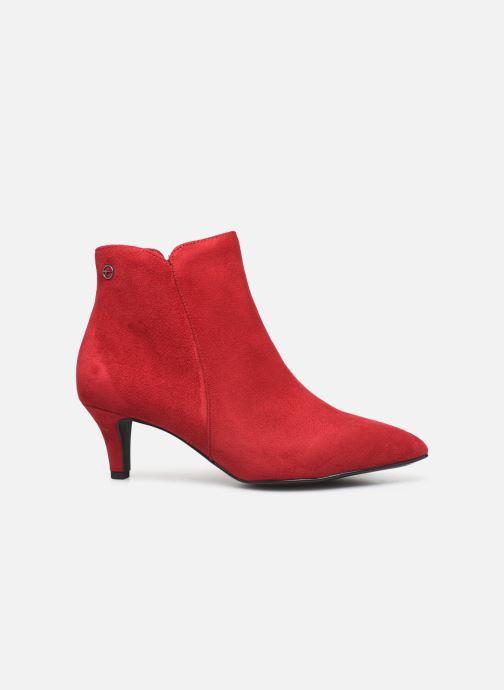 Bottines et boots Tamaris Olympe Rouge vue derrière