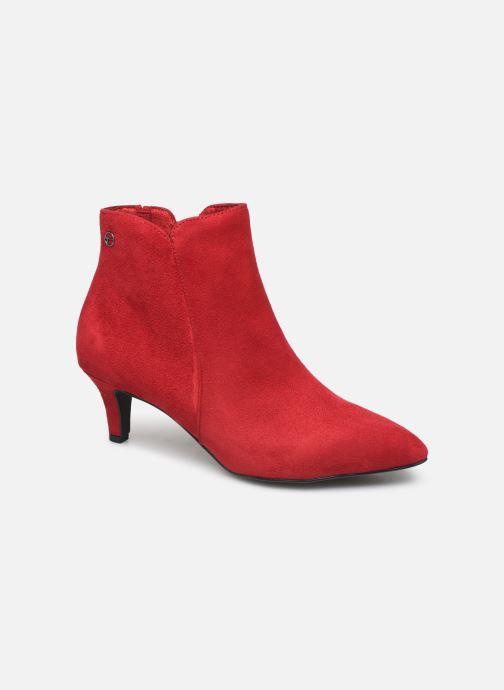 Bottines et boots Tamaris Olympe Rouge vue détail/paire