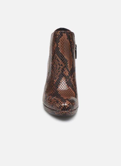 Boots en enkellaarsjes Tamaris Galata New Bruin model