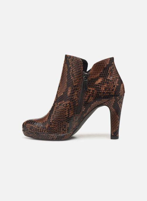 Boots en enkellaarsjes Tamaris Galata New Bruin voorkant