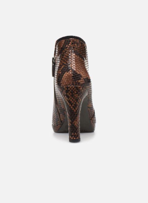 Bottines et boots Tamaris Galata New Marron vue droite