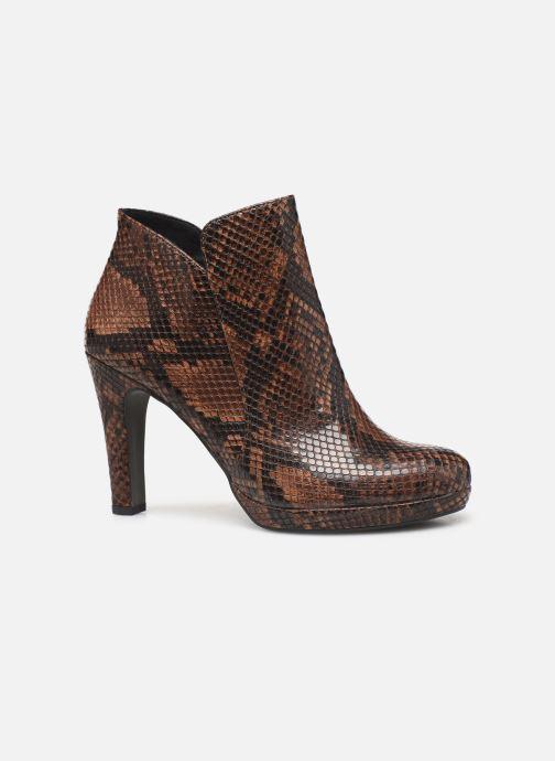 Boots en enkellaarsjes Tamaris Galata New Bruin achterkant