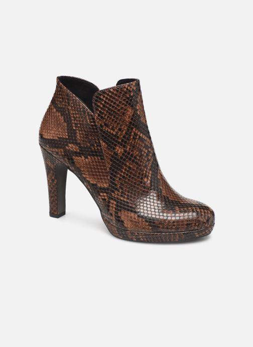 Boots en enkellaarsjes Tamaris Galata New Bruin detail