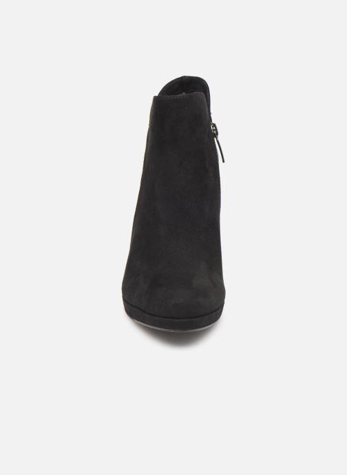 Bottines et boots Tamaris Galata New Noir vue portées chaussures