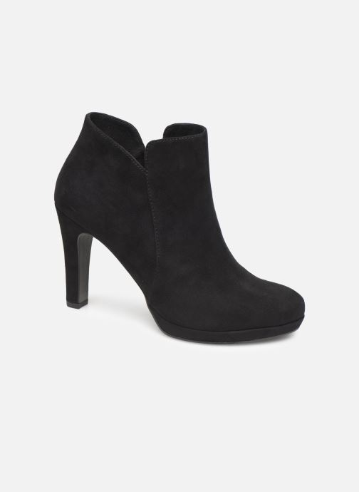 Ankelstøvler Tamaris Galata New Sort detaljeret billede af skoene