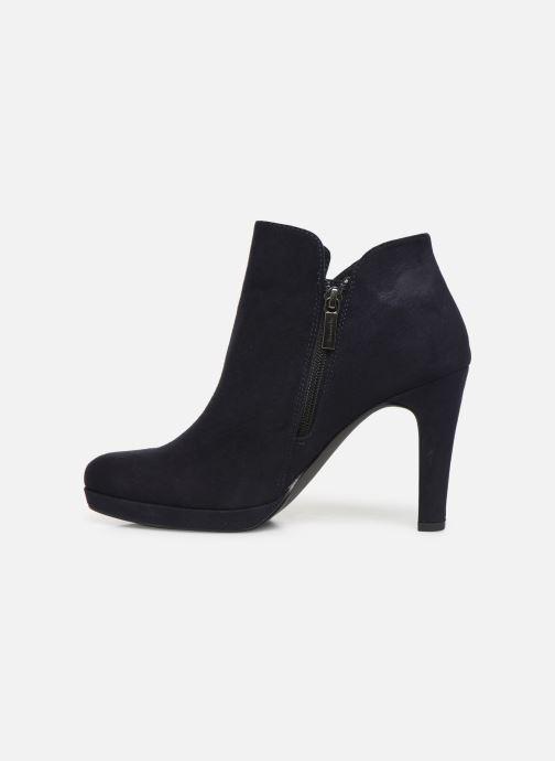 Bottines et boots Tamaris Galata New Bleu vue face
