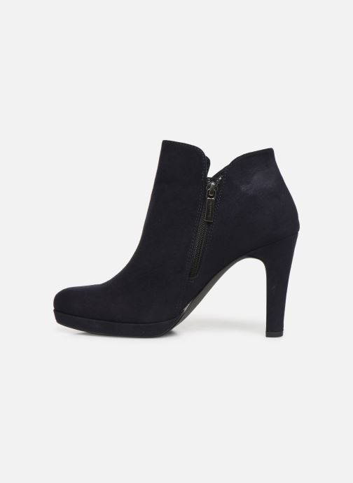 Boots en enkellaarsjes Tamaris Galata New Blauw voorkant