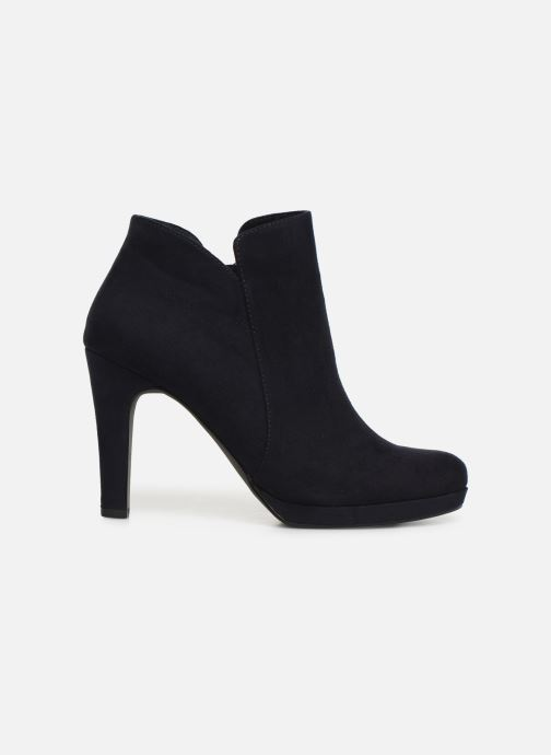 Ankle boots Tamaris Galata New Blue back view