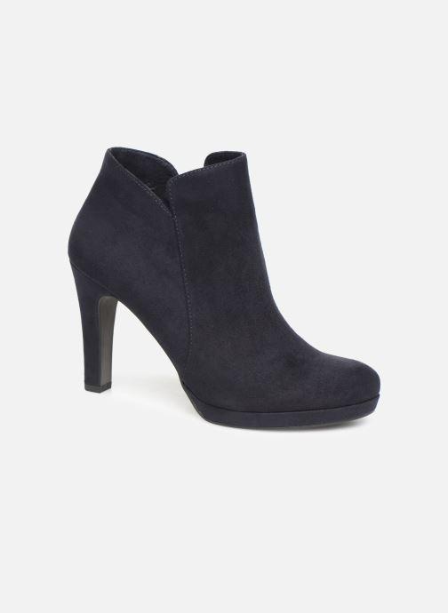 Ankelstøvler Tamaris Galata New Blå detaljeret billede af skoene