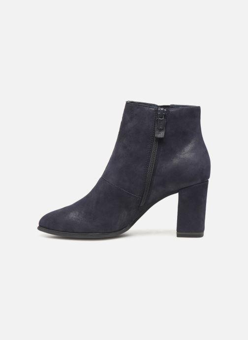 Bottines et boots Tamaris Annia Bleu vue face