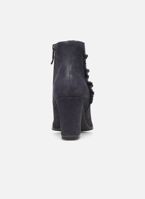 Boots en enkellaarsjes Tamaris Annia Blauw rechts