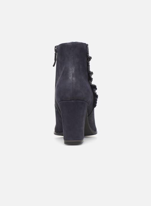 Bottines et boots Tamaris Annia Bleu vue droite