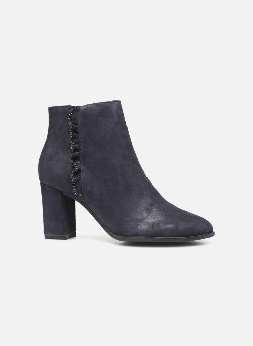Boots en enkellaarsjes Tamaris Annia Blauw achterkant