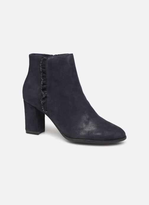 Boots en enkellaarsjes Tamaris Annia Blauw detail