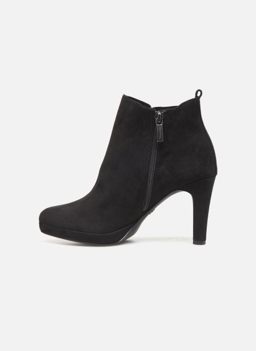 Bottines et boots Tamaris Oriane Noir vue face