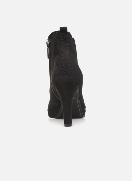 Bottines et boots Tamaris Oriane Noir vue droite
