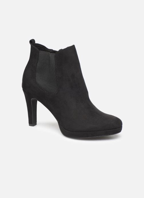 Bottines et boots Tamaris Oriane Noir vue détail/paire