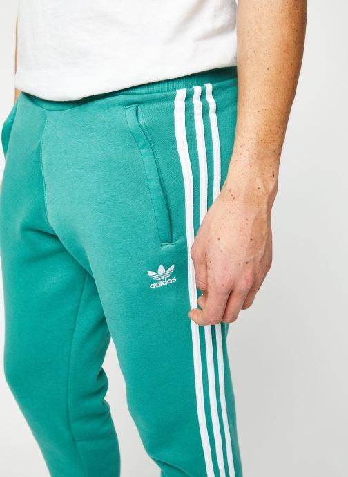 Vêtements adidas originals 3-Stripes Pant Vert vue face