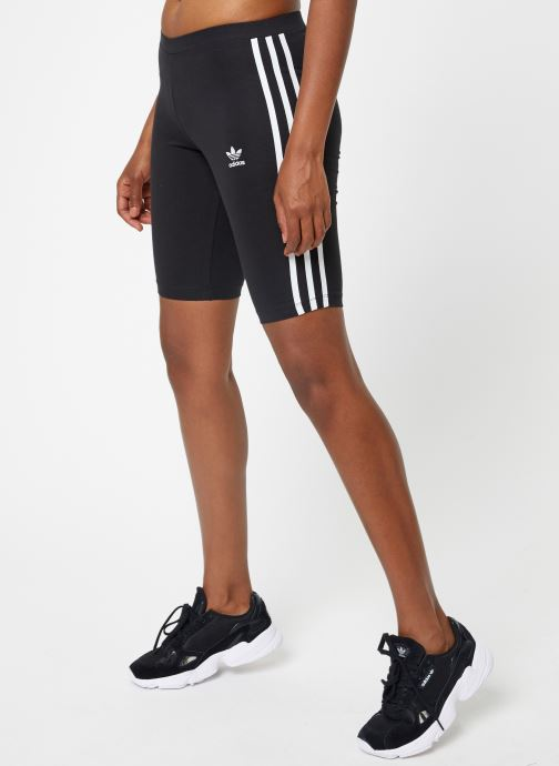 Kleding adidas originals Cycling short Zwart detail