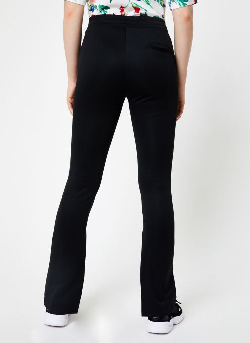 Vêtements adidas originals Tlrd Track Pant Noir vue portées chaussures