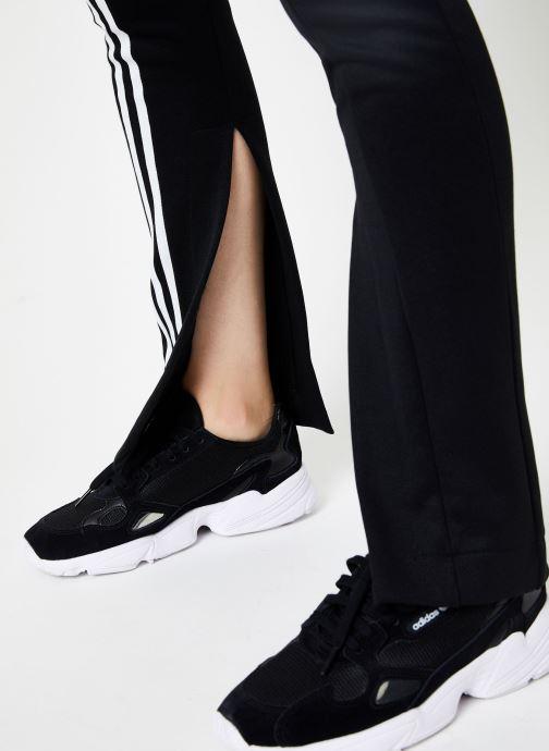 Vêtements adidas originals Tlrd Track Pant Noir vue face