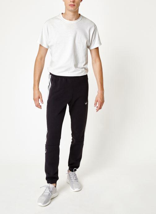 Tøj adidas originals Outline Sp Flc Sort se forneden
