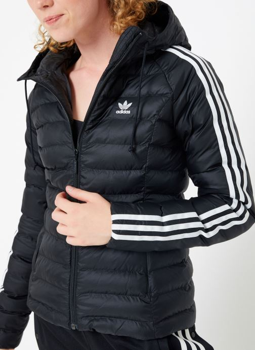 Kleding adidas originals Slim Jacket Zwart rechts