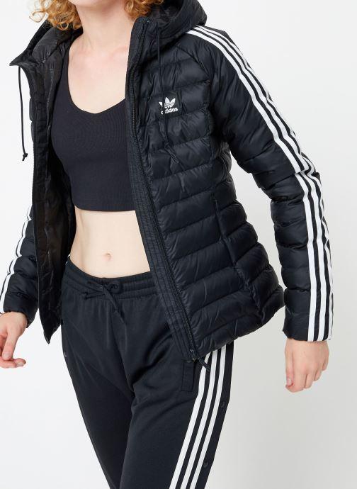 Kleding adidas originals Slim Jacket Zwart detail