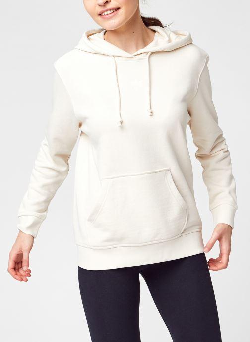 Vêtements adidas originals Hoodie Beige vue détail/paire