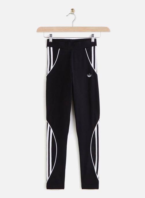 Vêtements adidas originals Tight Noir vue détail/paire